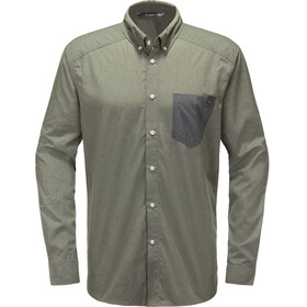 Haglöfs Vejan LS Shirt Men Sage Green